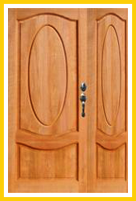 High Quality Wooden Door Maker
