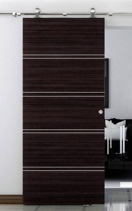 sliding room door